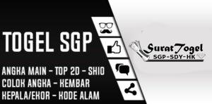 Prediksi Togel SGP Hari Ini Kamis Tanggal 07 November 2019